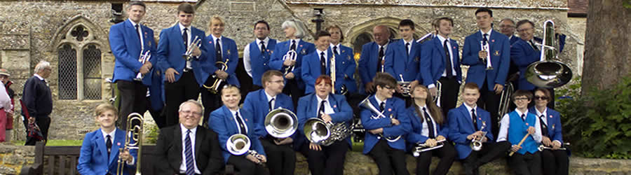 """The Band at Lillingstone Lovell"""